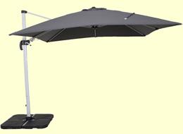 Aurinkovarjot ja paviljongit