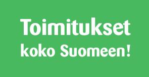 Toimituksemme kattavat koko Suomen