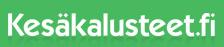Kesäkalusteet.fi puutarhakalustekaupan logo